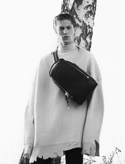 Sabrina Theissen | N°19 ›‹ for L'Officiel Hommes